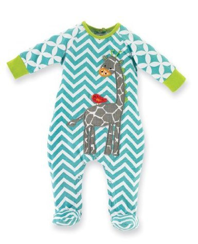 Sweet Giraffe Sleeper ($34)