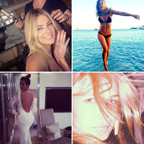 Instagram And Twitter Pics of Jennifer Hawkins, Miranda Kerr, Whitney Port, Kim Kardashian And More