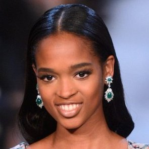Photos of the Hair and Makeup Look at Zac Posen Spring Summer 2013 New York Fashion Week