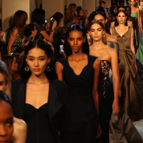 Watch Zac Posen's Spring Summer 2013 New York Fashion Week Runway Show in Action!