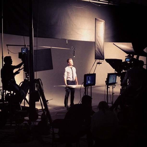 Tony Hawk filmed a Rock the Vote campaign video with Neil Patrick Harris. Source: Instagram user tonyhawk