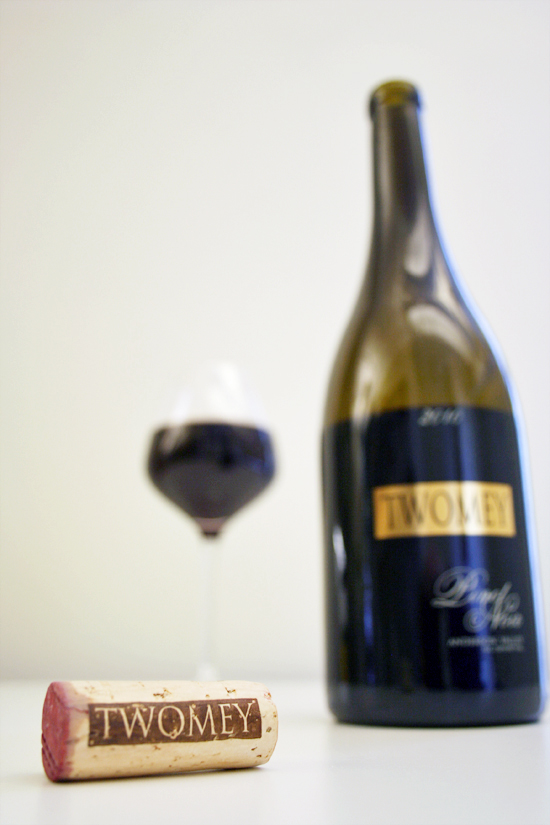 Aug. 17: 2010 Anderson Valley Pinot Noir
