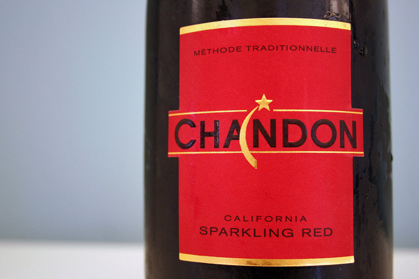 Aug. 31: Chandon Sparkling Red