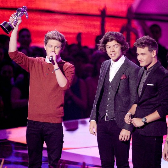 List Of Winners At 2012 MTV Video Music Awards