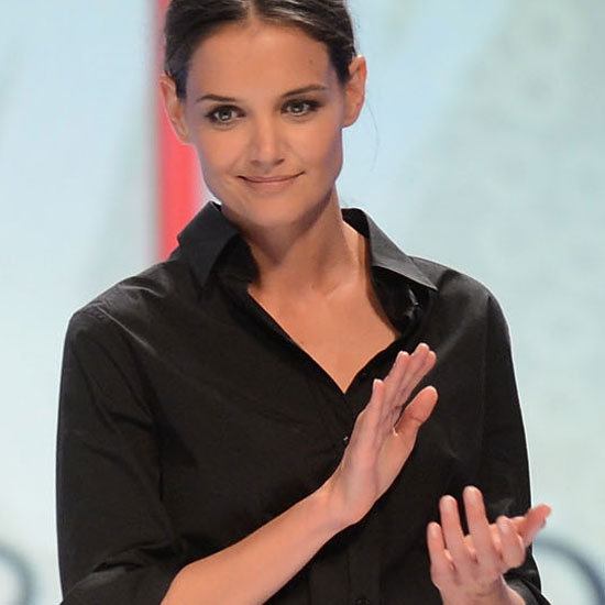Pictures Of Katie Holmes And Nicole Richie From The Style Awards