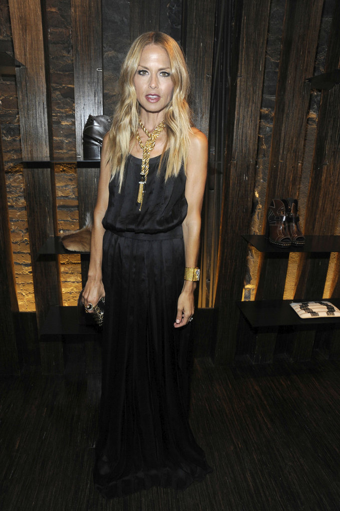 Rachel Zoe checked out the Proenza Schouler store opening.
