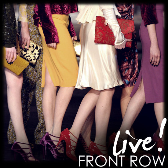 New York Fashion Week Spring 2013 Live Stream | Video