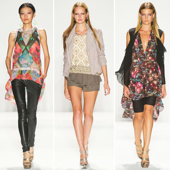 Nicole Miller Spring 2013 | Pictures
