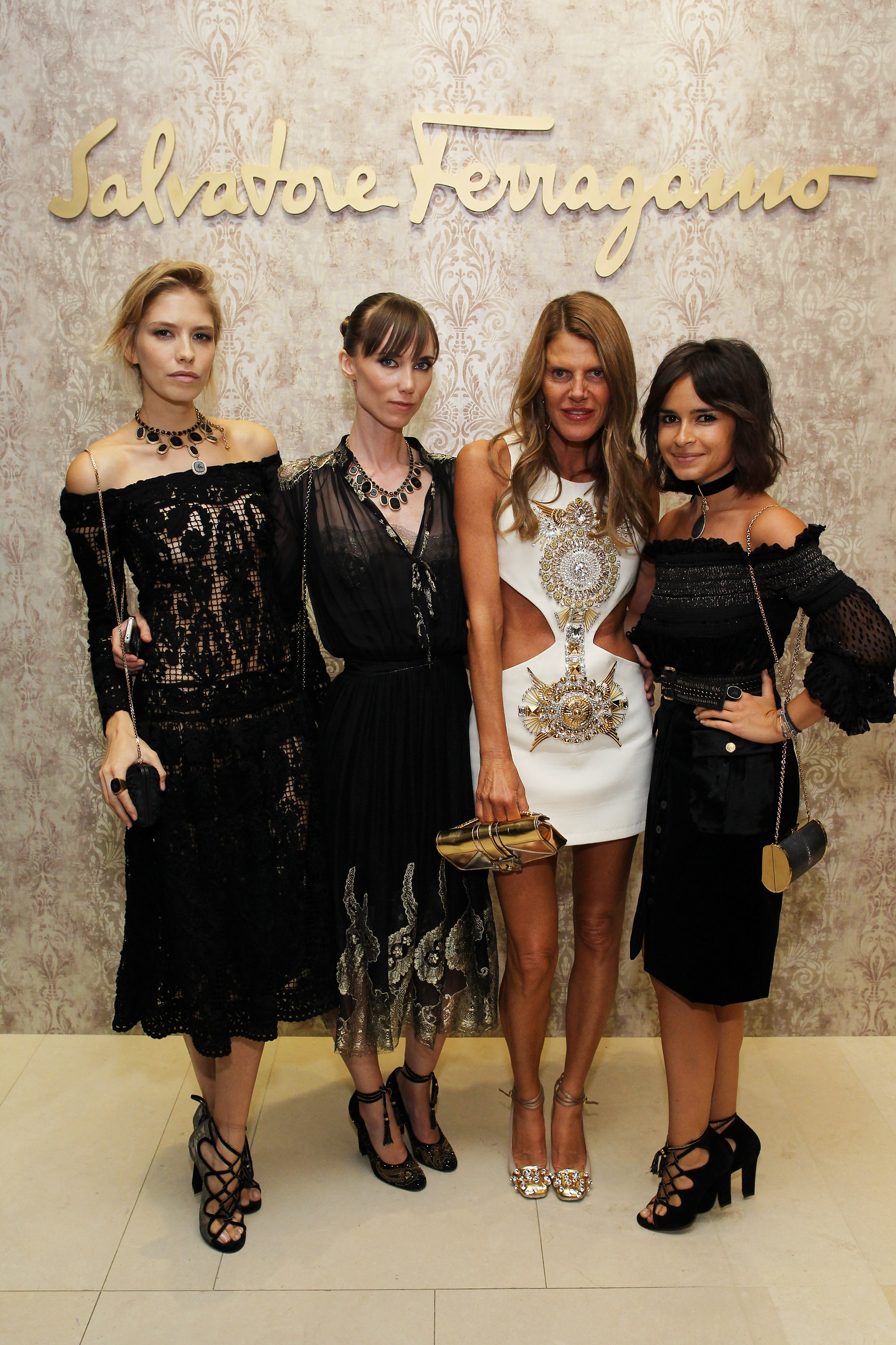 Fashion's Night Out by the Stars: 50 of the Most Stylish Snaps
