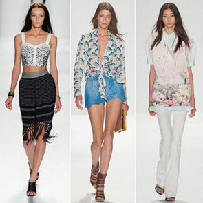 Rebecca Minkoff Spring 2013 New York Fashion Week Runway Pictures
