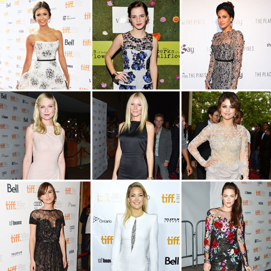 52 Gorgeous Red-Carpet Style Moments Straight From TIFF