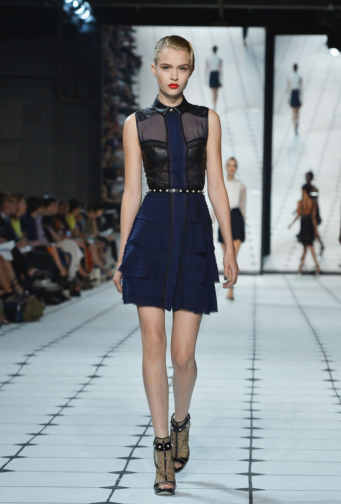 2013 Spring New York Fashion Week: Jason Wu
