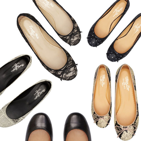 Shop Sambag's Swan Lake Limited Edititon Ballet Flat Collection Online!