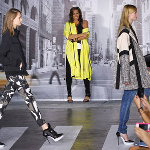 Pictures and Review of DKNY Spring Summer New York Fashion Week Runway Show