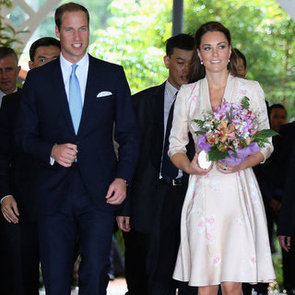 Prince William and Kate Middleton in Singapore | Pictures
