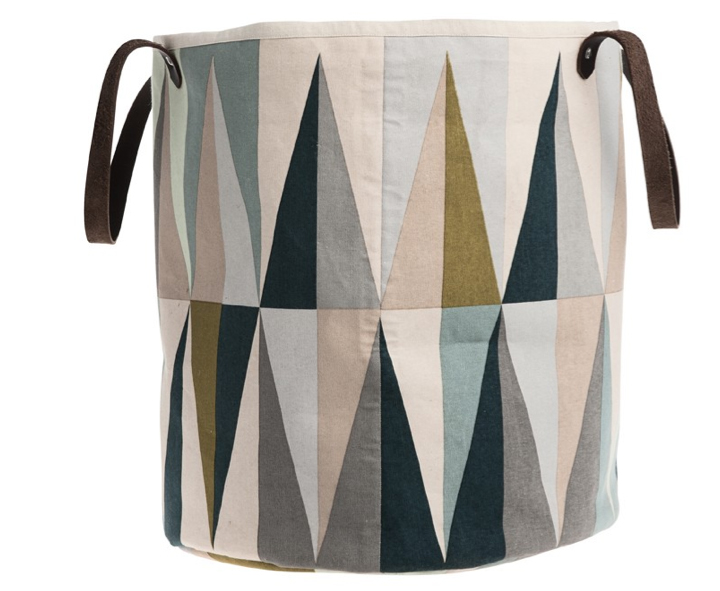 Ferm Living Spear Basket ($80)