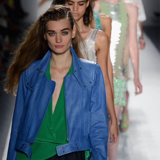 Pictures and Review of Tracey Reese Spring Summer New York Fashion Week Runway Show