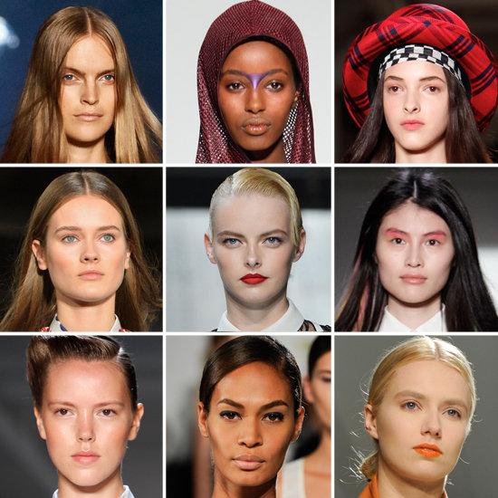 New York Fashion Week MAC Beauty Looks Inspiration
