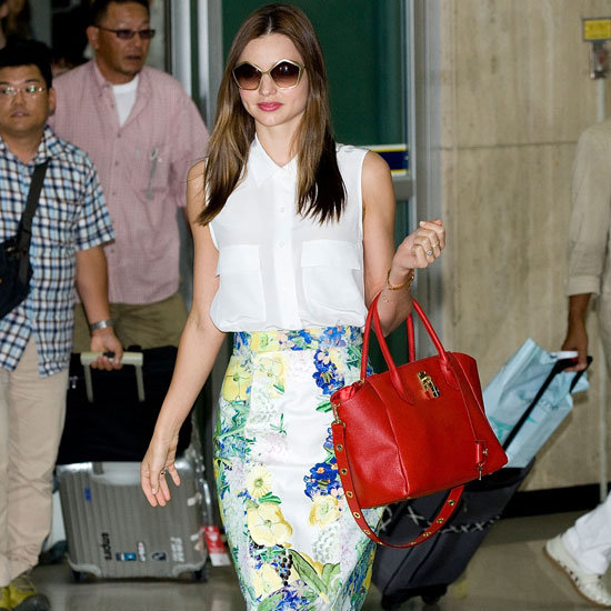 Best-Dressed Celebrities | September 14, 2012
