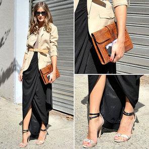 Olivia Palermo Street Style at New York Fashion Week
