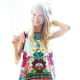 Net-a-Porter's Holli Rogers Shares Beauty Favorites