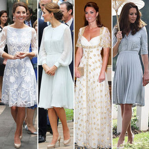 All Of Kate Middleton's Looks From All Angles