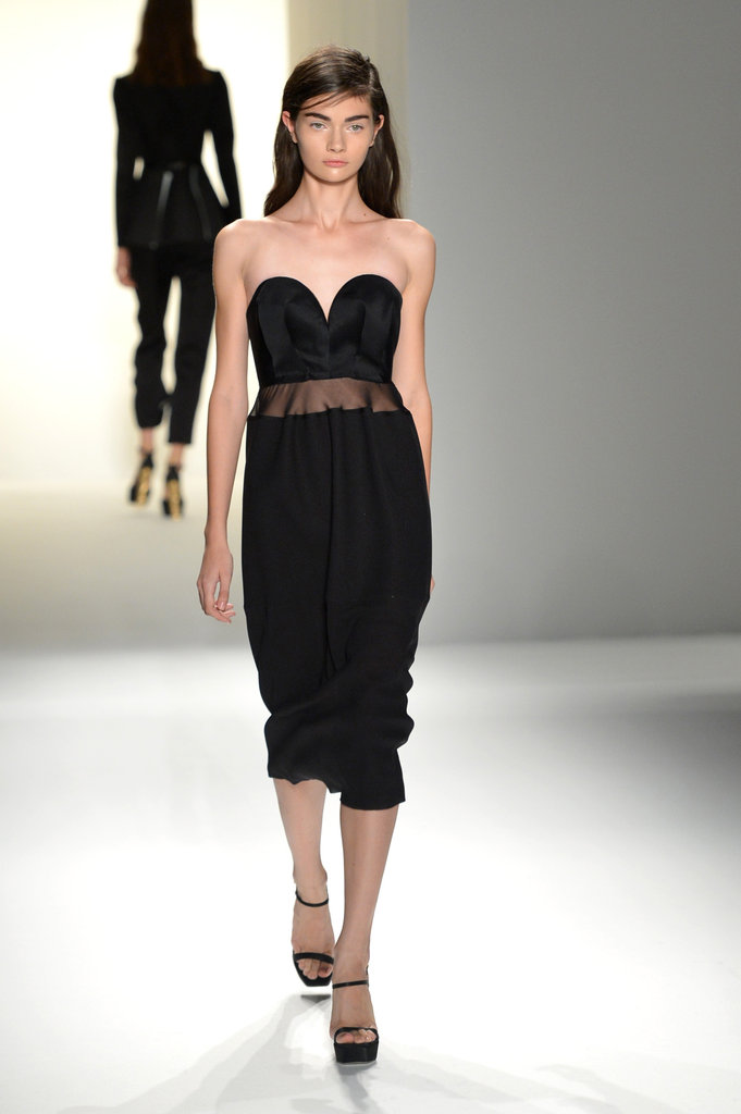 2013 Spring New York Fashion Week: Calvin Klein