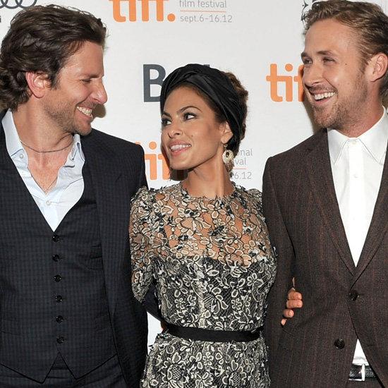 Celebrities at the Toronto Film Festival 2012