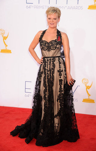 Martha Plimpton was on hand for the Emmy Awards.