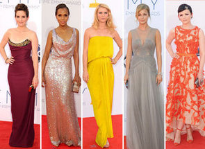 Emmys Best Dressed 2013 Pictures