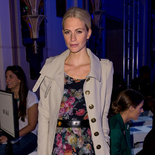 Where To Get Poppy Delevingne's Dress, Jacket Belt, Bag & Shoes From