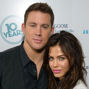 Channing Tatum and Jenna Dewan Talk Making Movies (Video)