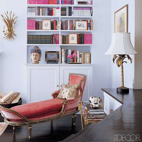 Candace Bushnell's Greenwich Village Apartment
