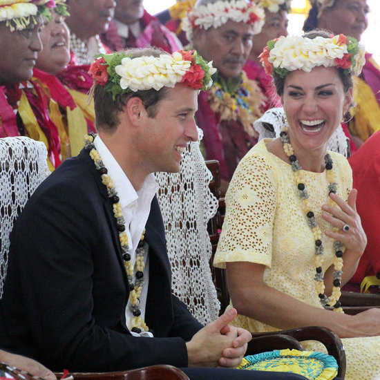 Prince William and Kate Middleton in Asia