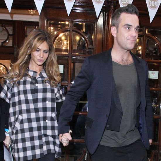 "Robbie Williams and Ayda Field Welcome Daughter Theodora ""Teddy"" Williams"