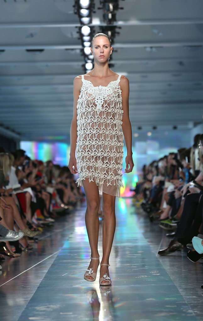 2013 Spring London Fashion Week: Christopher Kane