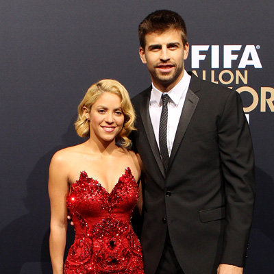 Shakira Pregnant With First Child