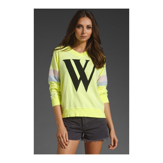 Jumper, approx $79, Wildfox Couture at Revolve