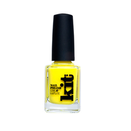 Kit Cosmetics Nail Polish in Carnaval Citrus, $15.95