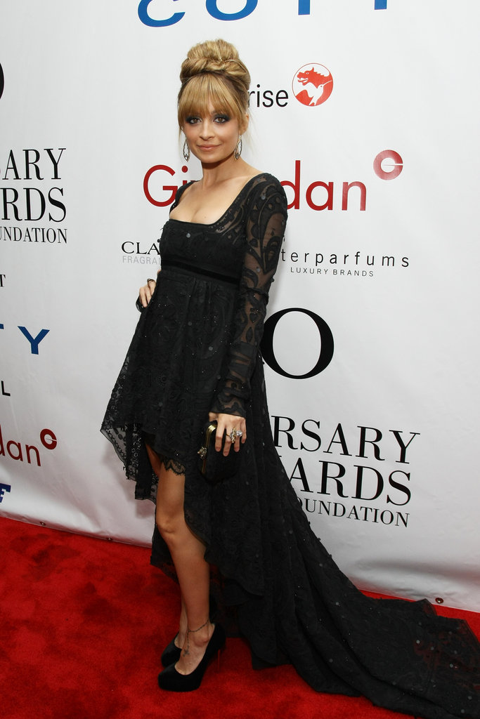 Nicole Richie: A Fashion Metamorphosis