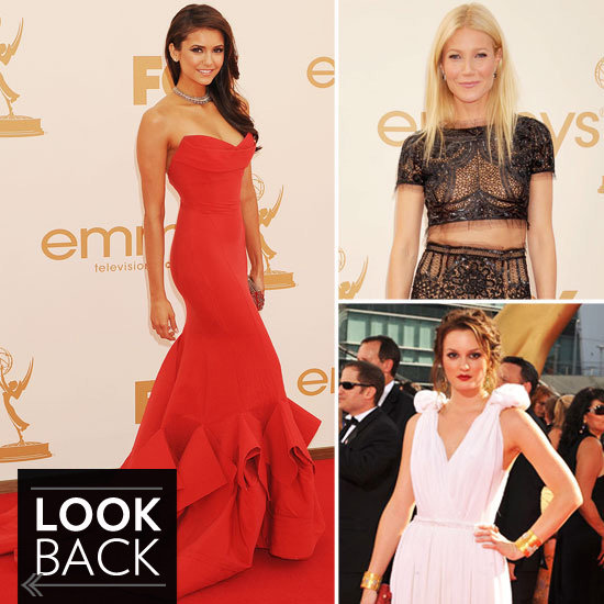 Showstoppers: Our Favourite Red-Carpet Gowns From Emmy Awards Past
