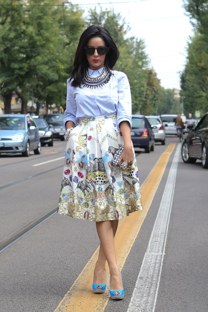 Milan Fashion Week Spring 2013