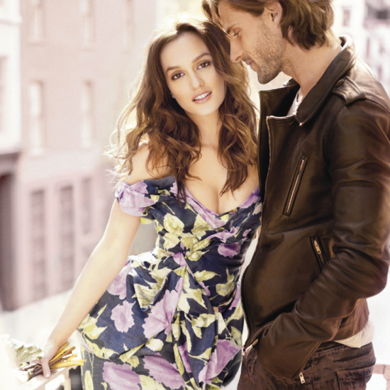 Interview With Leighton Meester About Moving On From Gossip Girl and Being the Face of Vera Wang Lovestruck Floral Rush