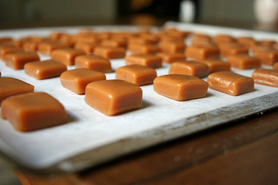 Create Chewy Caramel Candies