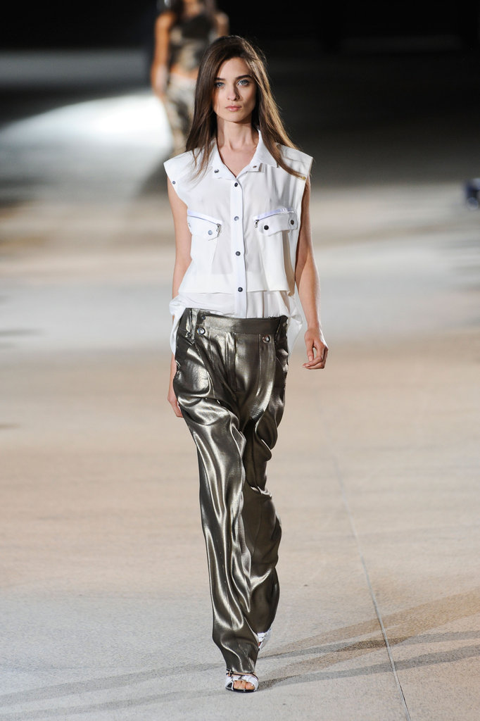 Anthony Vaccarello Spring 2013