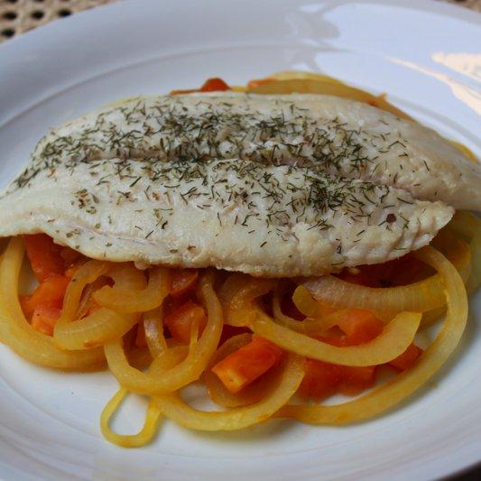 Dijon Fish Fillet Recipe