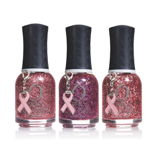 Orly Pretty in Pink Collection