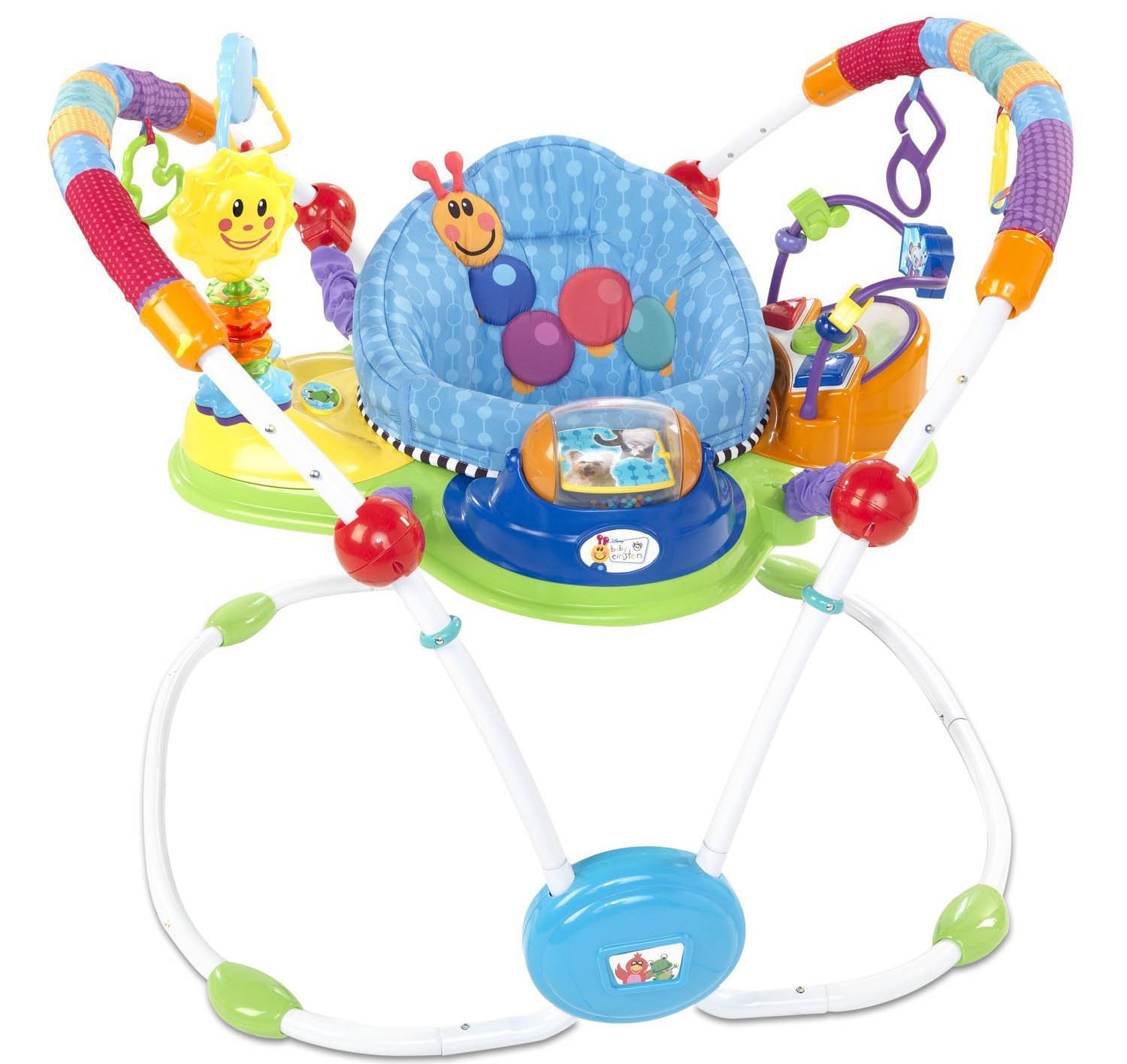 Baby Einstein Musical Motion Activity Jumper