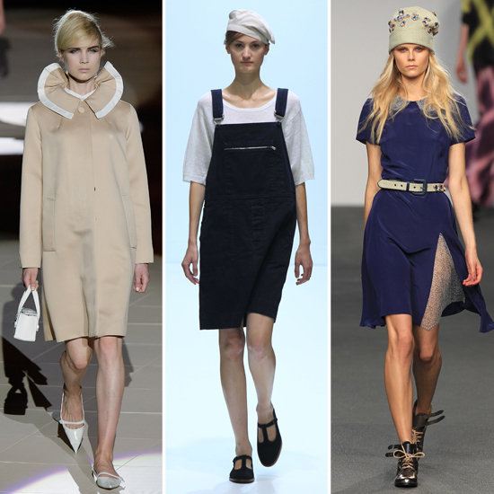 Alexa Chung Fashion Week Spring 2013 Picks
