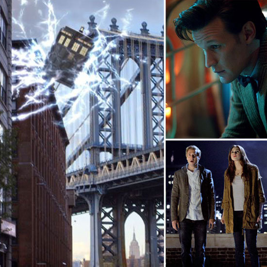 Doctor Who Heads to New York